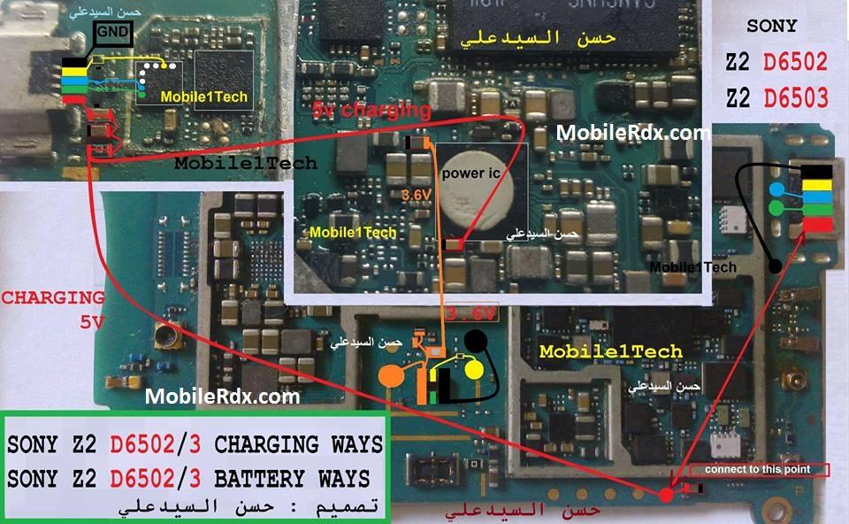 sony-xperia-z2-d6502-d6503-charging-problem-repair-solution