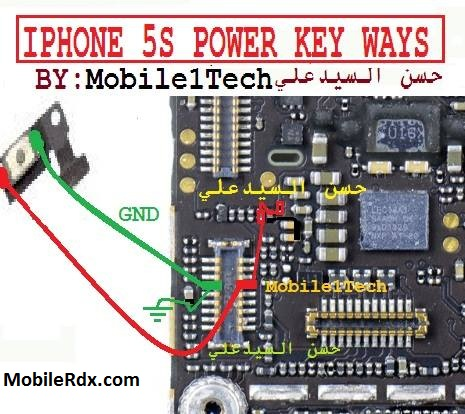 iPhone 5s Power Button Not Working Problem Ways Solution - iPhone 5s Power Button Not Working Problem Ways Solution