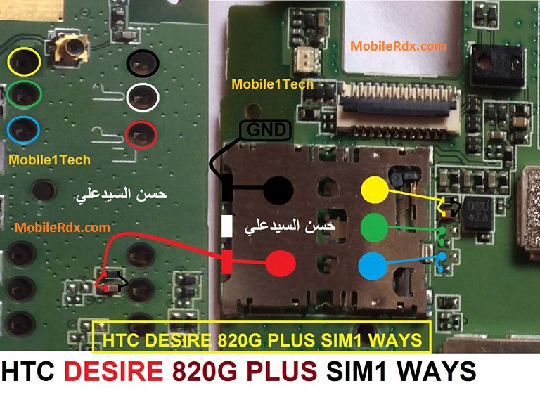HTC Desire 820G Plus Sim Card Not Working Problem Ways Solution