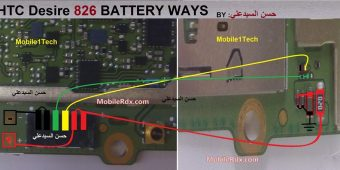 htc-desire-826-battery-connector-ways-power-problem-solution