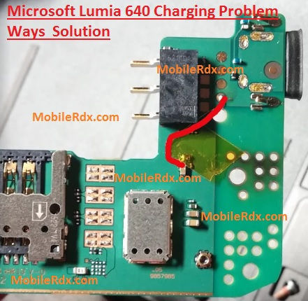 Microsoft Lumia 640 Charging Problem Ways Jumper Solution - Microsoft Lumia 640 Charging Problem Ways Jumper Solution