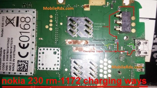 Nokia 230 Charging Problem Ways Solution Usb Jumper