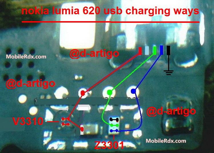 Nokia Lumia 620 Charging Ways Usb Problem Solution - Nokia Lumia 620 Charging Ways Usb Problem Solution