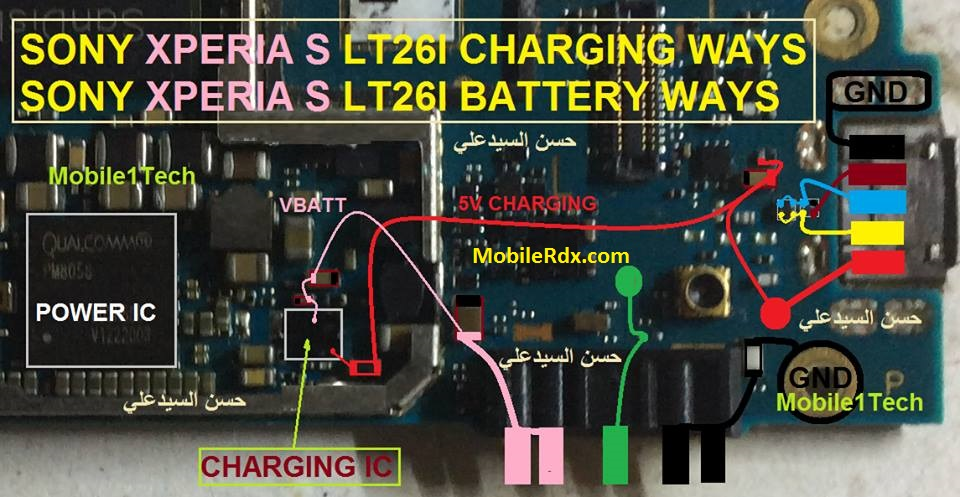 Sony Xperia S Lt26i Battery Not Charging Problem Ways