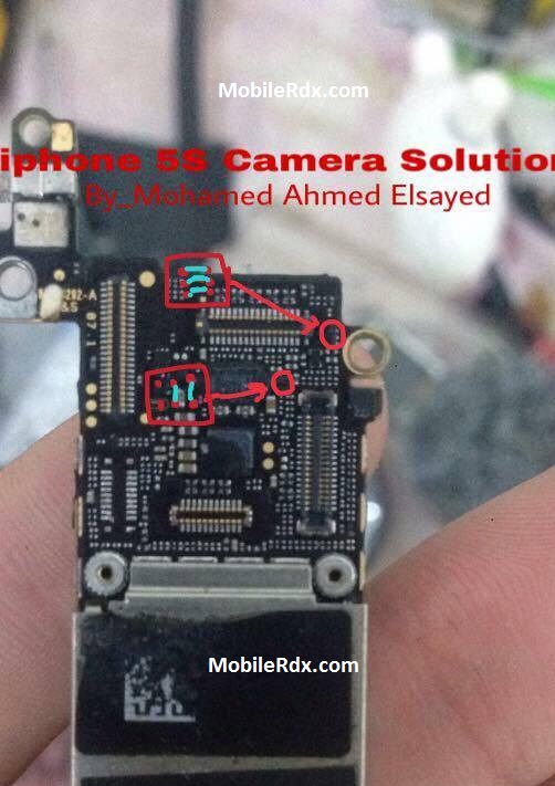 iPhone 5s Front Camera Not Working Problem Repair Solution - iPhone 5s Camera Not Working Problem Repair Solution