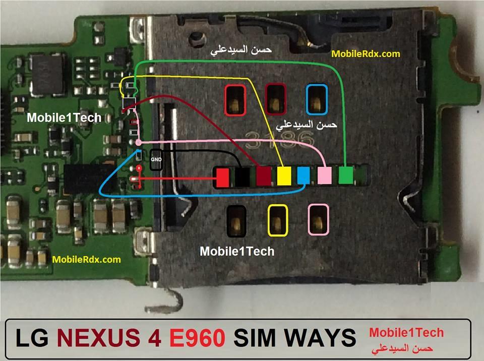 LG Nexus 4 E960 Sim Card Ways Insert Sim Solution - LG Nexus 4 E960 Sim Card Ways Insert Sim Solution