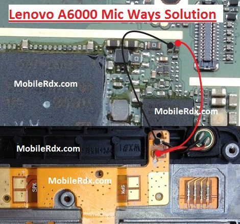 Lenovo A6000 Mic Problem Solution Microphone Ways