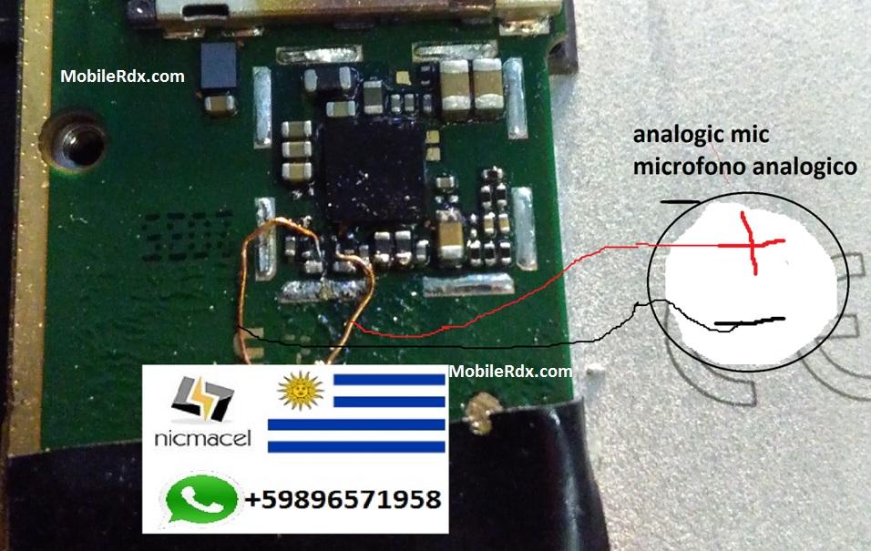 Nokia Lumia 635 Mic Problem Repair Solution Microphone Ways