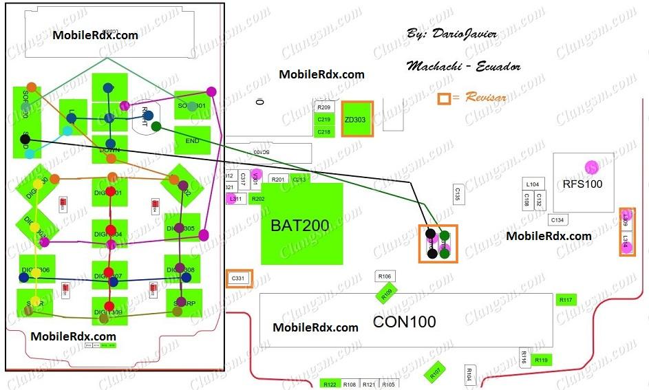 Samsung GT E1205 Keypad Problem Solution Full Keypad Ways - Samsung GT-E1205 Keypad Problem Solution Full Keypad Ways