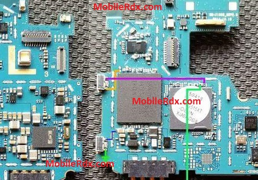 Samsung Galaxy J1 SM J100 Volume Keys Problem Jumper Solution