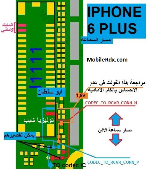 iPhone 6 Plus Ear Speaker Ways Not Working Problem Repair Solution - iPhone 6 Plus Ear Speaker Ways Not Working Problem Repair Solution