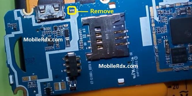 How To Repair Samsung E1085 Short Problem