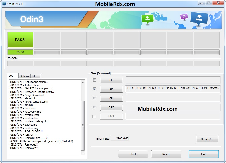 Download Samsung Galaxy J7 J710F Combination File Frp Lock Remove