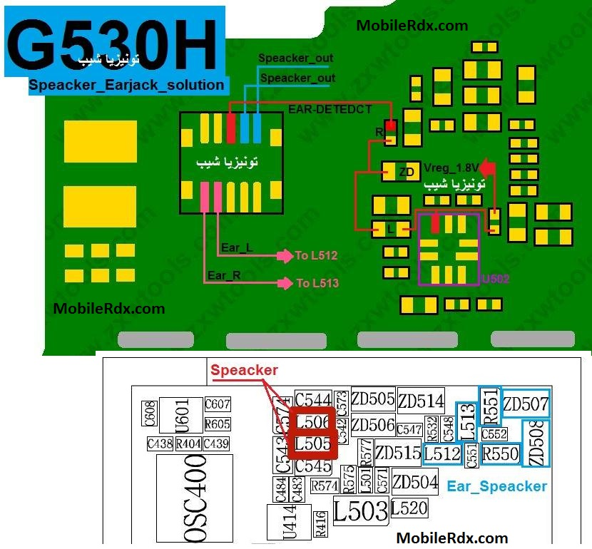 Samsung SM G530H Earpiece And Speaker Problem Ways Solution