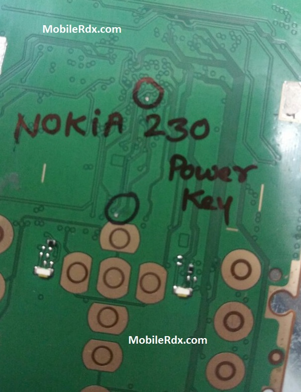Nokia 230 Power Key Jumper Power Key Ways Solution
