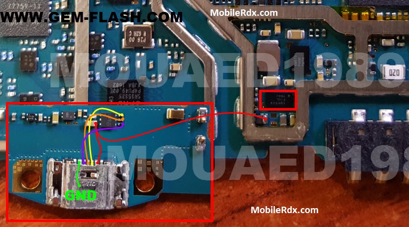 how to fix samsung tablet not charging