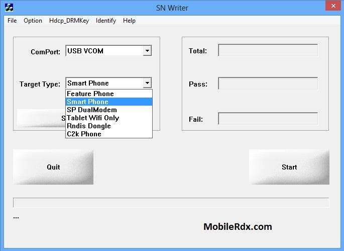 How To Use SN Write Tool 3