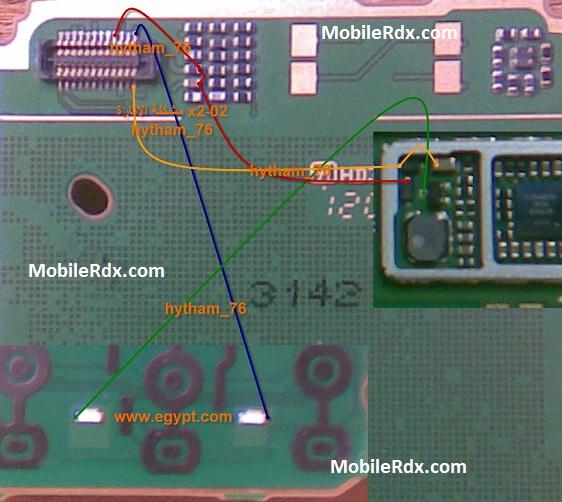 Circuit Diagram Of Nokia X2 - Board Wiring Diagrams