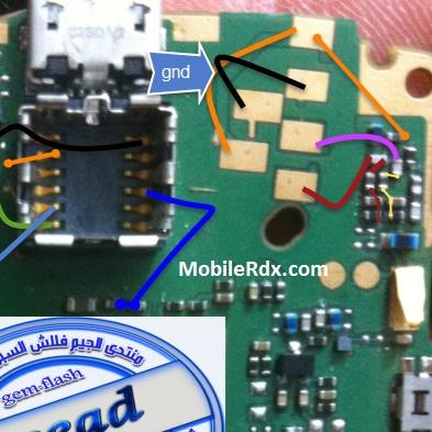 Nokia X2 02 Handsfree Ways Headpone Jumper Solution