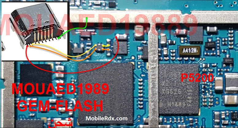 Samsung P5200 Charging Problem Ways Solution