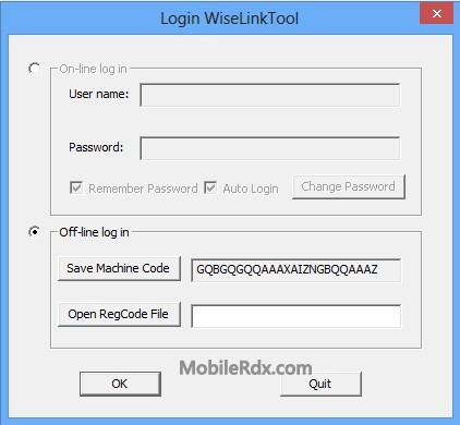 how to use wiselink tool 1