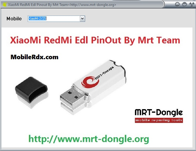 Download Xiaomi EDL Pinout Finder Tool