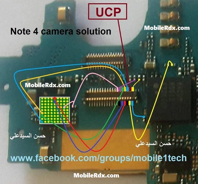 Samsung Galaxy Note 4 Camera Problem Jumper Ways Solution