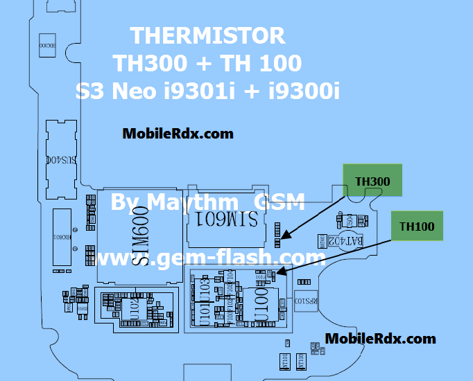 Samsung I9300 And I9301I Battery Temperature High Or Low Solution