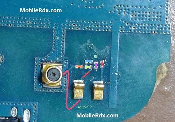 Samsung S7582 Network Ways Solution Signal Problem Jumper
