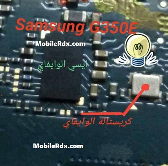 Samsung Galaxy Star Advance G350E Wi Fi Problem Jumper Solution