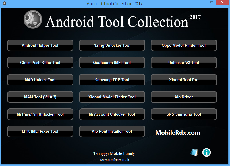 Download Android Tools Collection 2017
