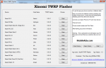 Download Xiaomi TWRP Flasher Tool V1.1