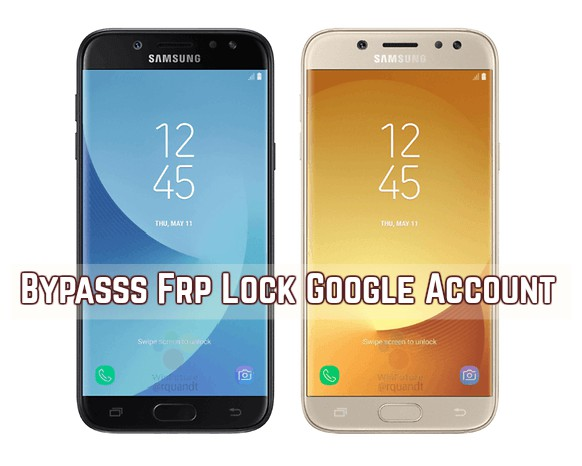 Samsung Galaxy J5 2017 FRP Lock Remove Solution