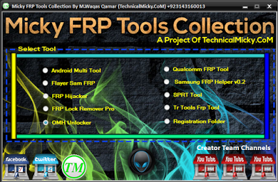 Download Micky FRP Tools Collection 2017