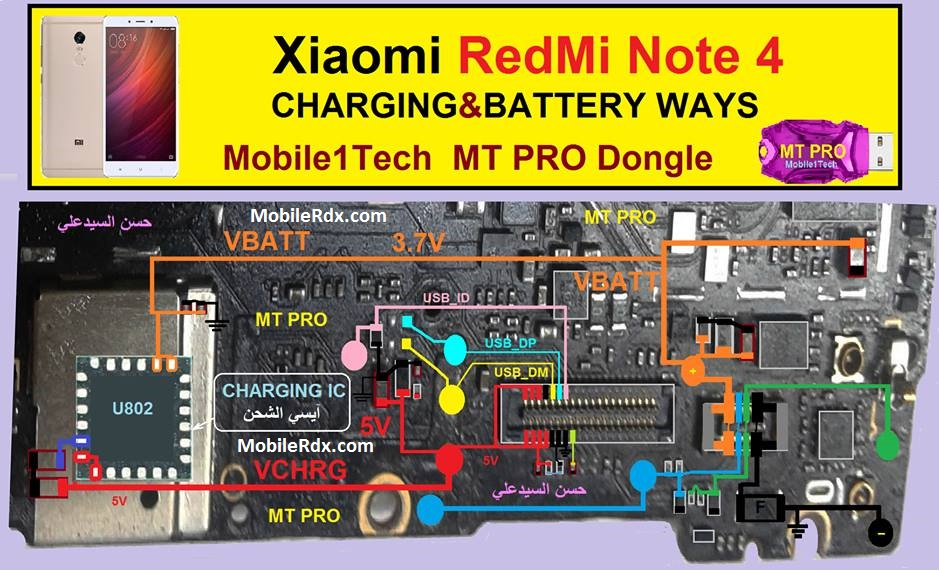 Xiaomi Redmi Note 4 Charging Problem Ways Solution