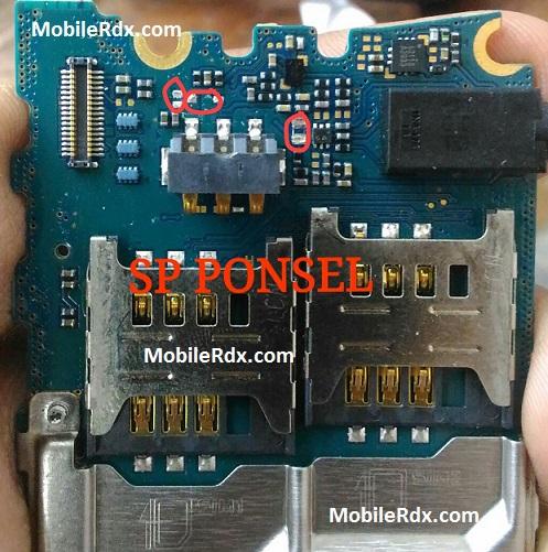 Samsung E1272 Short Dead Problem Repair Solution