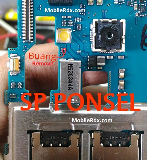 Samsung Galaxy V G313HZ Touch Screen Problem Repair Solution
