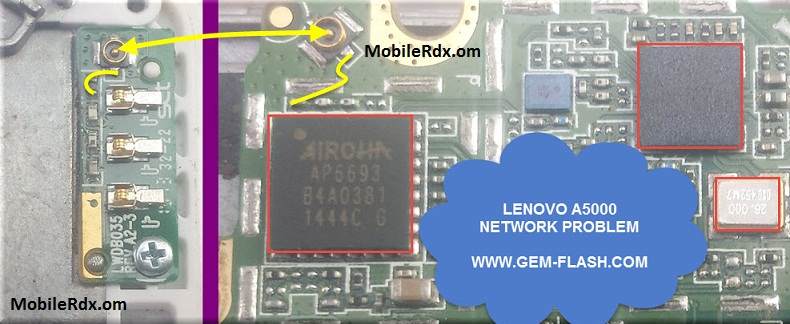 Lenovo A5000 Network Problem Solution Signal Ways