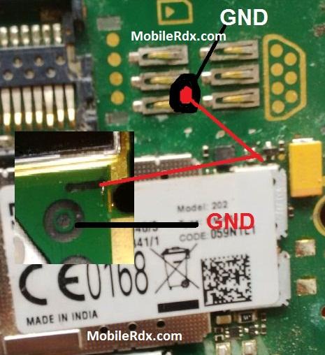 Nokia Asha 202 Power Button Ways On Off Key Jumper