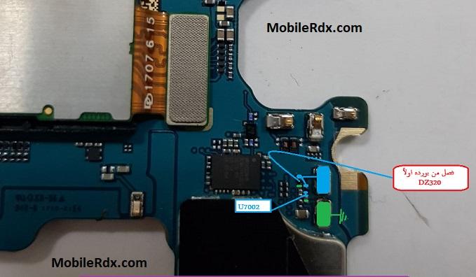 Samsung Galaxy S8 Plus G955F Power Button Ways Solution