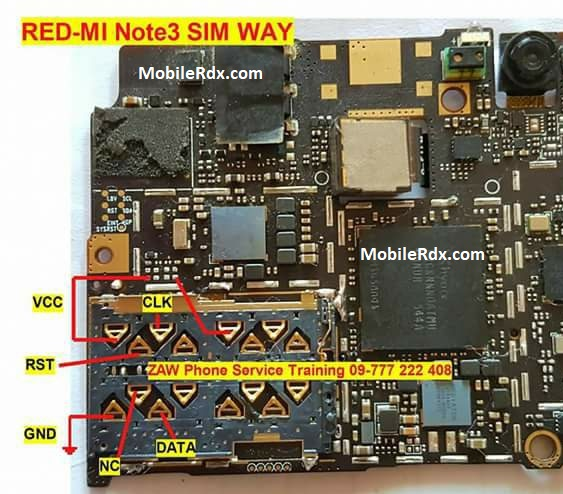 Xiaomi Redmi Note 3 Sim Card Ways Insert Sim Solution