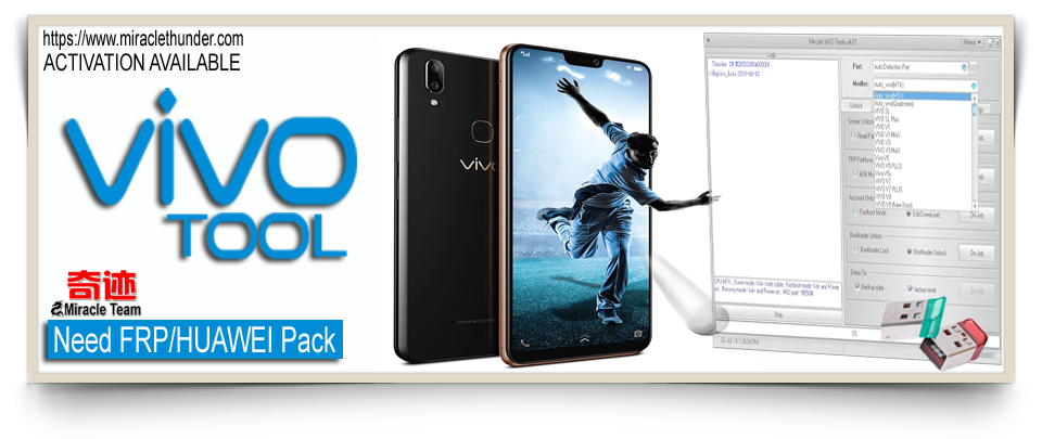 Download Miracle Vivo Tool Update