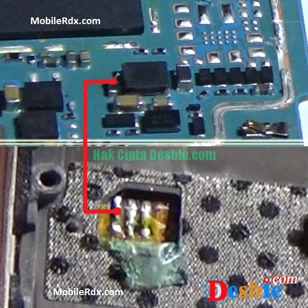 Oppo A33W Backlight Way Display Jumper Solution