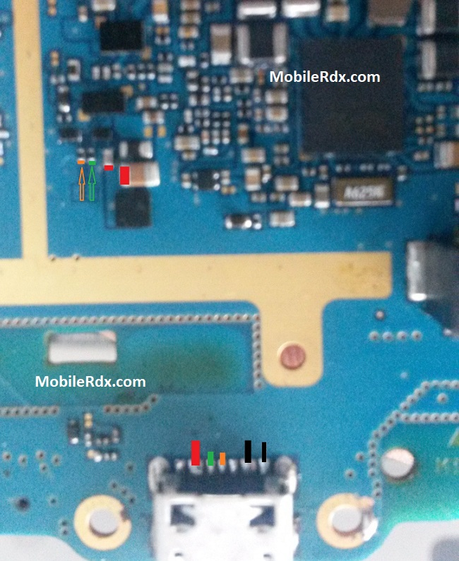 Samsung Galaxy J1 Ace J110H Charging Problem Ways Solution