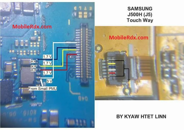 Samsung Galaxy J5 J500H Touch Screen Problem Ways Solution