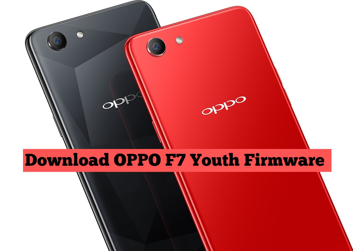 Download OPPO F7 Youth Firmware Delete Screen Password