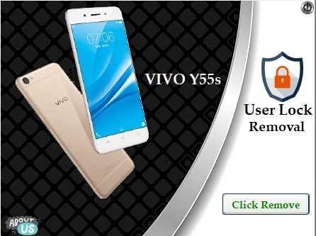 Download Vivo Y55s 1610 User Lock Remove Tool