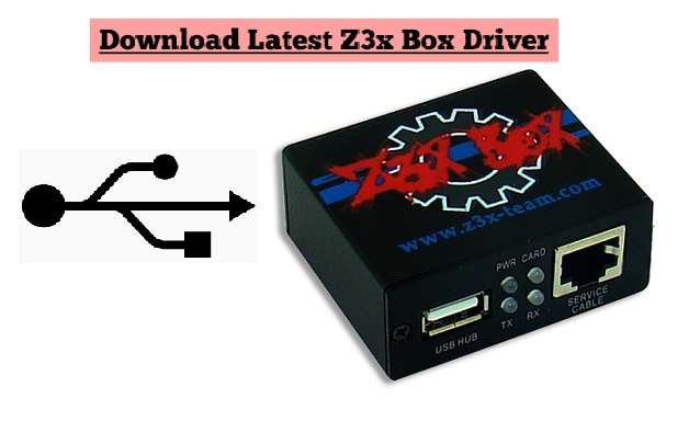 Latest Z3x Box Driver