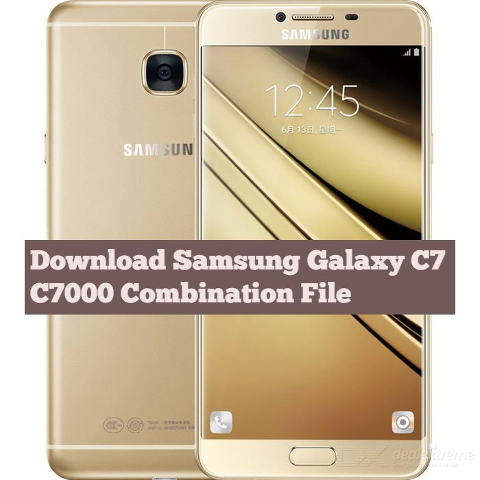 Download Samsung Galaxy C7 C7000 Combination File