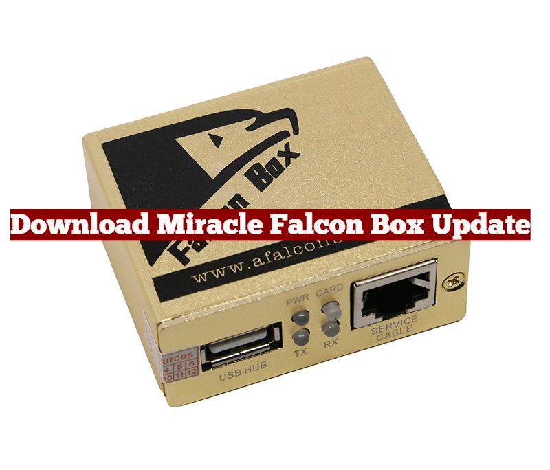 Miracle Falcon Box Update